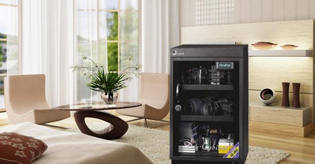 Tủ chống ẩm Fujie sử dụng công nghệ IC.