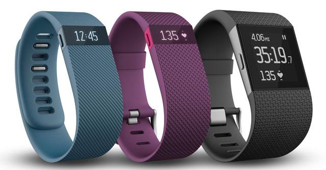 Vòng theo dõi sức khỏe Fitbit