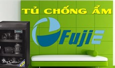 Đánh giá chất lượng tủ chống ẩm Fujie dung tích 40 lít