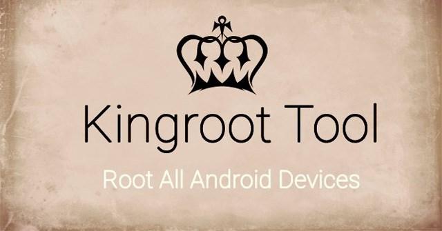 Cách root Android không cần máy tính với KingRoot