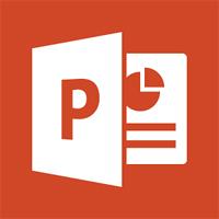 Cách chèn hình ảnh nằm dưới chữ trên PowerPoint