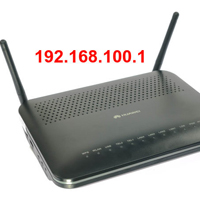 Cách truy cập vào địa chỉ IP 192.168.100.1