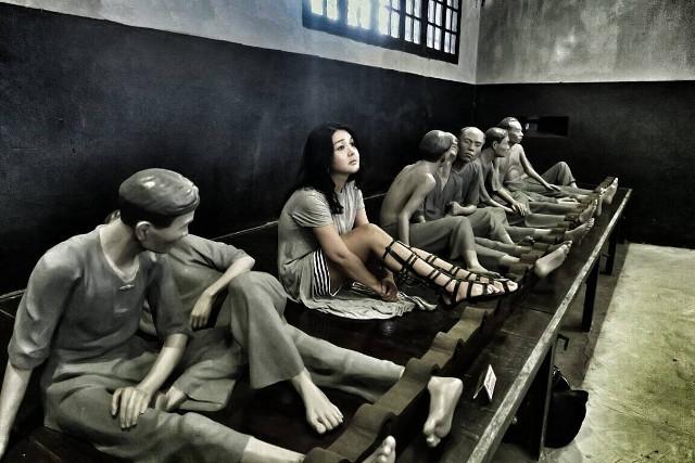 Khu di tích nhà tù Hỏa Lò