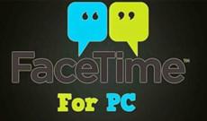 Có thể sử dụng FaceTime trên Windows?