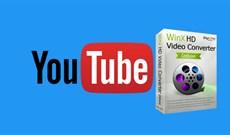 Cách tải video Youtube, Facebook trên WinX HD Video Converter Deluxe