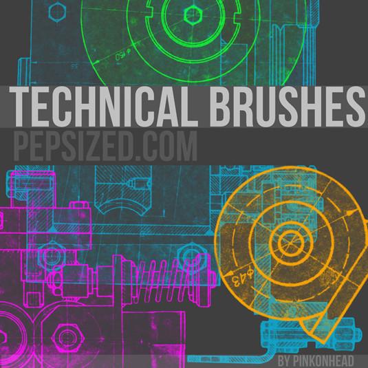 Brush kĩ thuật