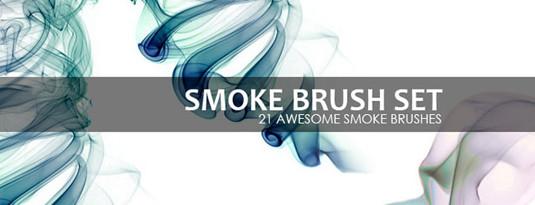Brush khói