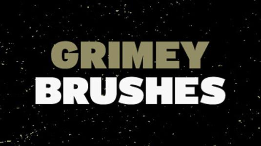 Brush bụi bẩn