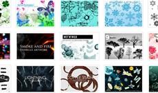 Top 10 website cung cấp cọ brush Photoshop miễn phí