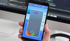 Cách chơi game Tetris xếp gạch trên Messenger
