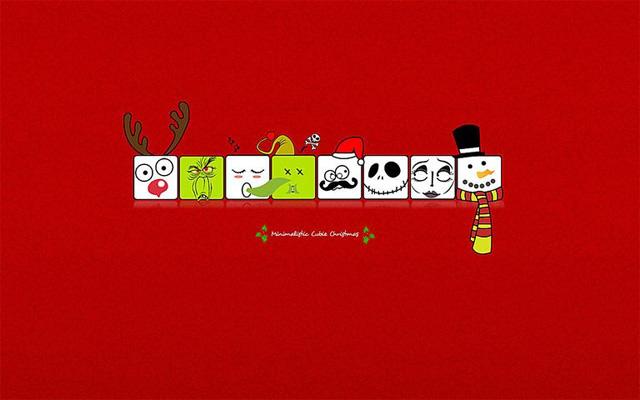 Hình nền Giáng sinh của Jpeiro
