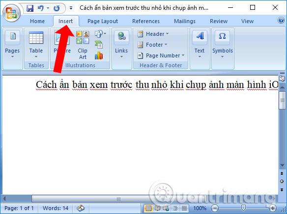 cách gộp nhiều file word thành 1 file duy nhất