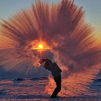 32 khung cảnh tuyệt diệu như trong chuyện cổ tích chỉ có thể xuất hiện vào mùa đông giá rét