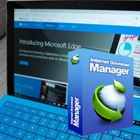 Cách cài đặt Internet Download Manager trên Microsoft Edge