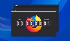 Biến Firefox Quantum thành cầu vồng đổi màu theo giờ
