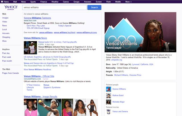 Công cụ tìm kiếm Yahoo!