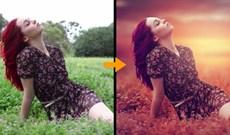 Hướng dẫn thay đổi Background ảnh đẹp, chi tiết và dễ học bằng Photoshop