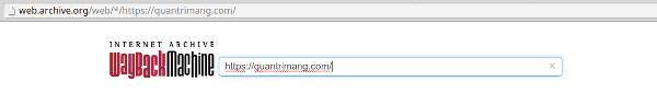 Trang web kiểm tra tuổi đời tên miền
