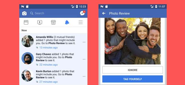Tính năng mới của Facebook: thông báo cho bạn biết ảnh có