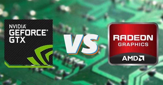 AMD và Nvidia - ai là vua thống trị GPU?