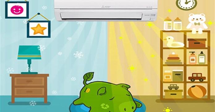 Cách bật chế độ nóng trên điều hoà để sưởi ấm đúng cách, hiệu quả và tiết kiệm điện