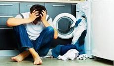Máy giặt không xả nước, đây là nguyên nhân và cách khắc phục