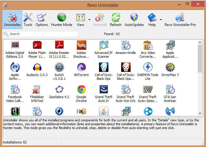 10+ công cụ gỡ cài đặt phần mềm miễn phí tốt nhất