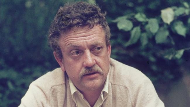 Tác giả Kurt Vonnegut