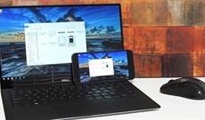 Hướng dẫn cách biến smartphone thành màn hình cho máy tính thông qua kết nối Wifi