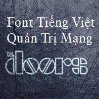 Cách tải và cài font tiếng Việt cho máy tính
