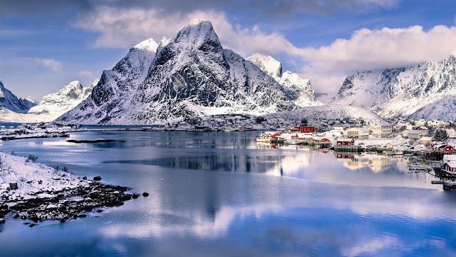 Download ngay bộ sưu tập hình nền phong cảnh thiên nhiên full HD cho laptop 13