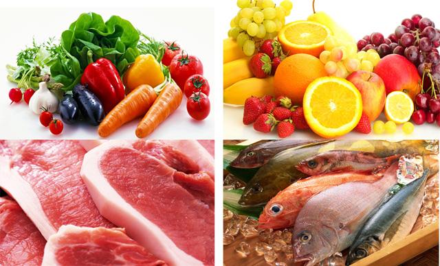 Phân loại thực phẩm trước khi bảo quản