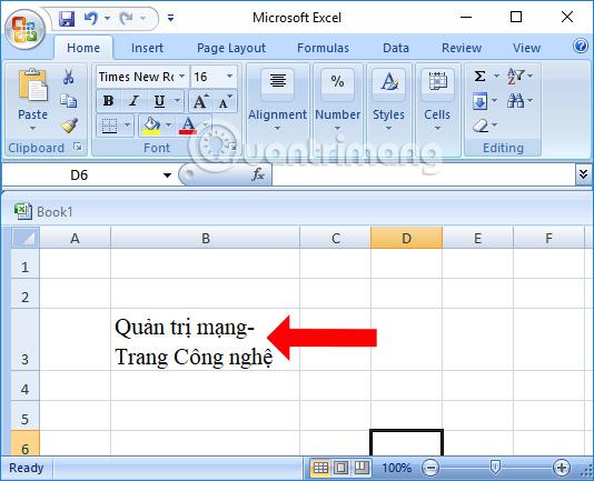 Các cách xuống dòng trong Excel dễ nhất - Ảnh minh hoạ 2