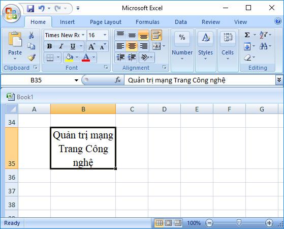 Các cách xuống dòng trong Excel dễ nhất - Ảnh minh hoạ 7