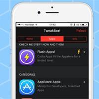 Cách dùng Tweakbox cài ứng dụng, game bản quyền không cần Jailbreak trên iOS