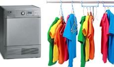 Cách chọn máy sấy quần áo cho mùa nồm