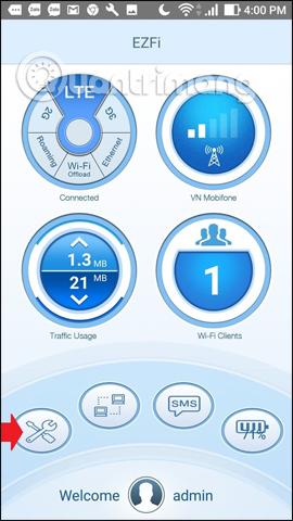 Cách dùng thiết bị phát WiFi từ SIM 4G - Quantrimang com
