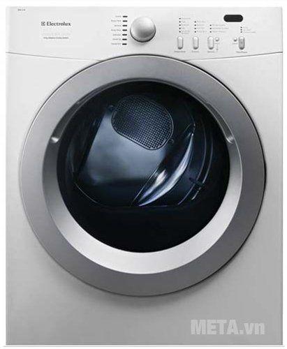Máy sấy quần áo dạng giống máy giặt