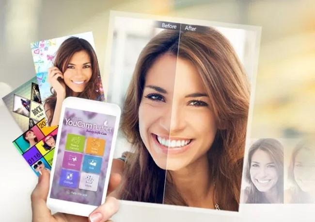 5 ứng dụng chụp ảnh selfie phải có trên điện thoại Android