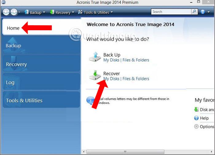 Ghost Windows UEFI Với Acronis True Image Nhanh Nhất