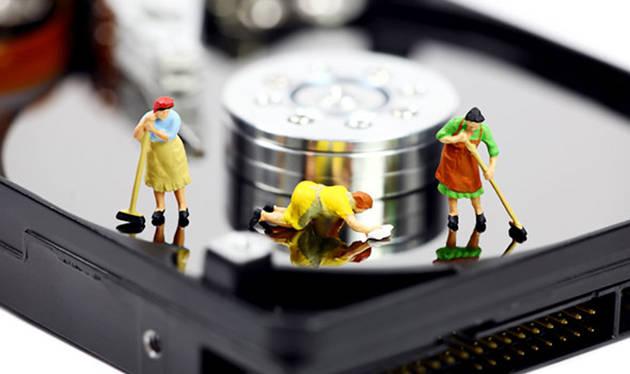 Dọn dẹp hệ thống để tăng dung lượng trống của ổ đĩa.