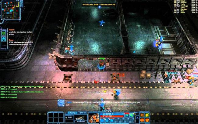 Với The Red Solstice người chơi có thể co-op với nhau lên đến 8 người