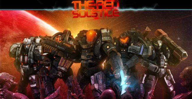 Red Solstice, một trò chơi bắn súng giả tưởng