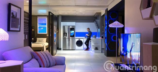 Nhà thông minh Smart Home hoạt động như thế nào?