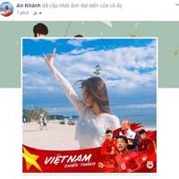 Đổi ảnh đại diện Facebook cổ vũ U23 Việt Nam