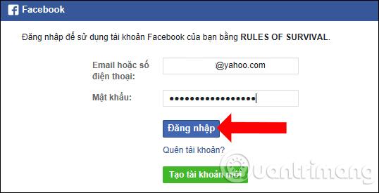 Tài khoản Facebook cao cấp