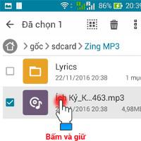 Cách tìm file tải xuống trên thiết bị Android