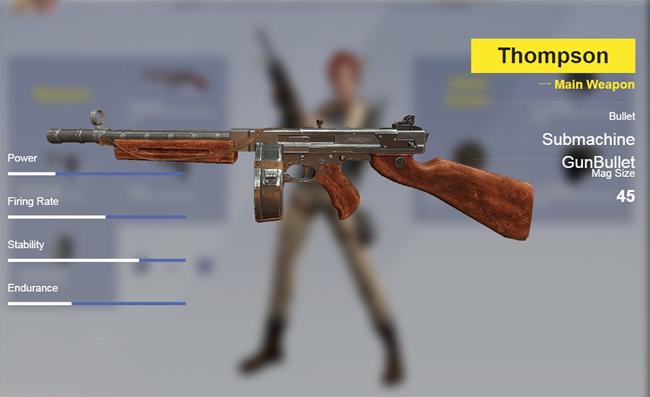 Thompson Firearms