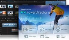 Mời tải CyberLink PowerDirector 15, phần mềm chỉnh sửa video chuyên nghiệp giá 49.99 USD, đang miễn phí
