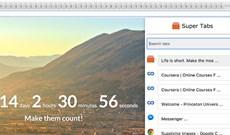 Hướng dẫn sắp xếp hàng trăm tab đang mở trong Chrome theo một cột riêng giúp quản lý và truy cập nhanh